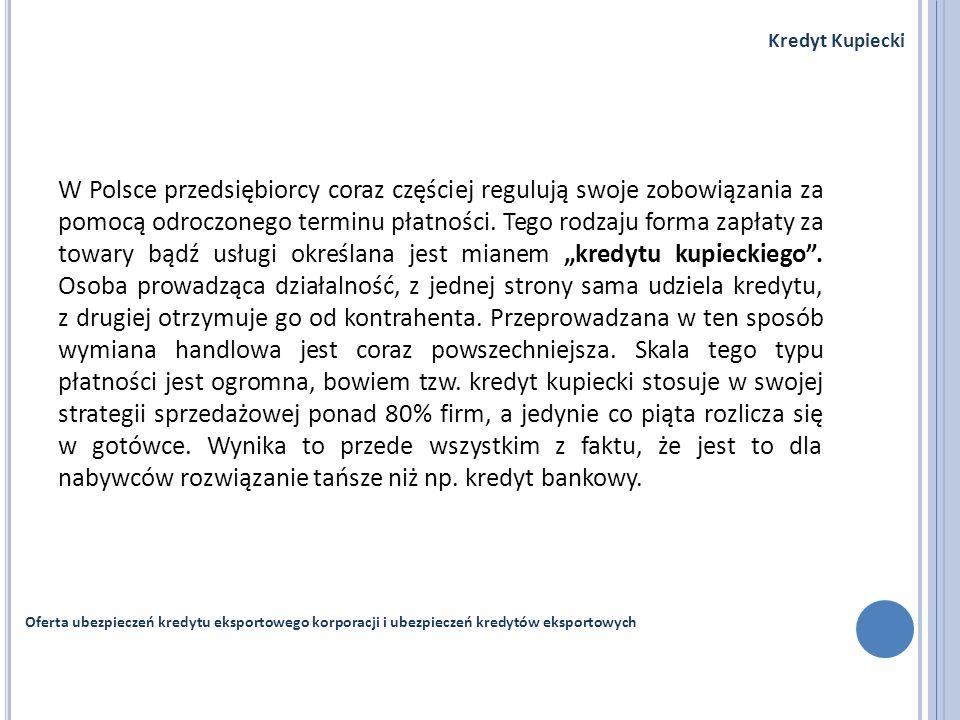 W Polsce przedsiębiorcy coraz częściej regulują swoje zobowiązania za pomocą odroczonego terminu płatności. Tego rodzaju forma zapłaty za towary bądź