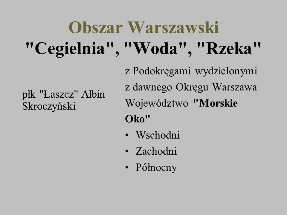 Obszar Warszawski