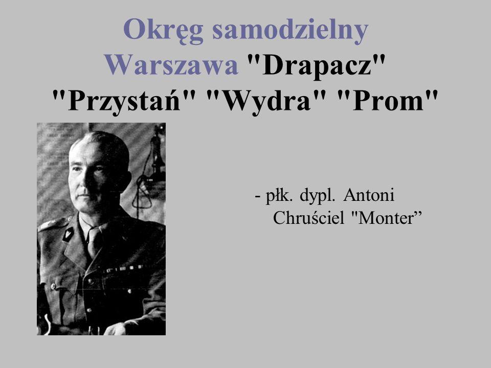 Okręg samodzielny Warszawa