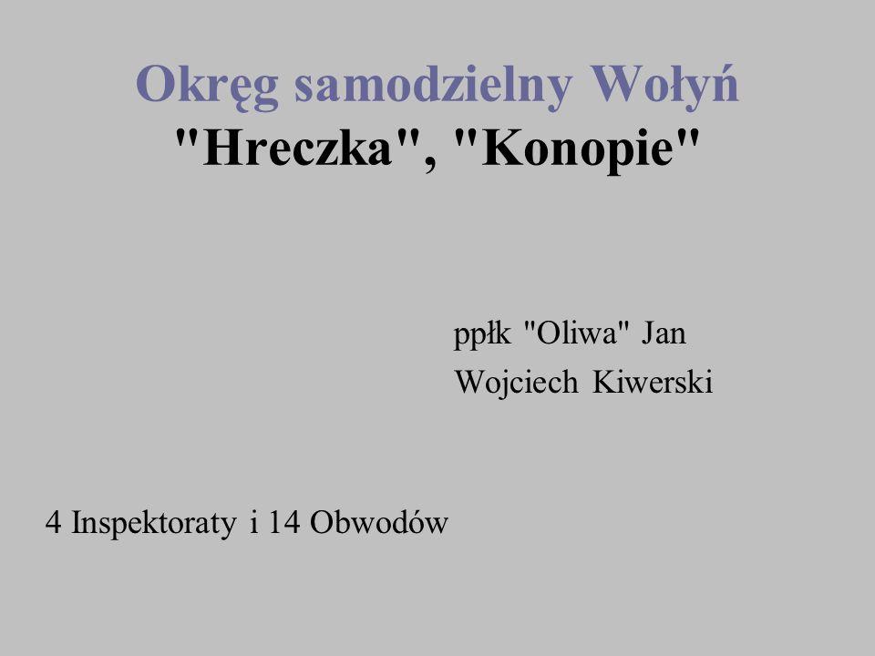 Okręg samodzielny Wołyń