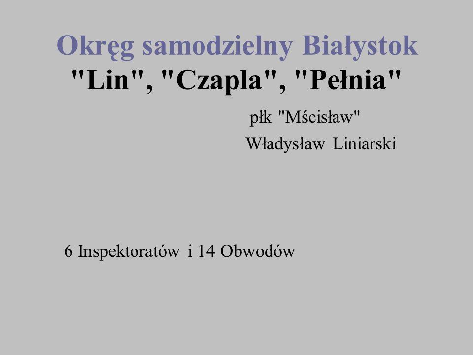Okręg samodzielny Białystok