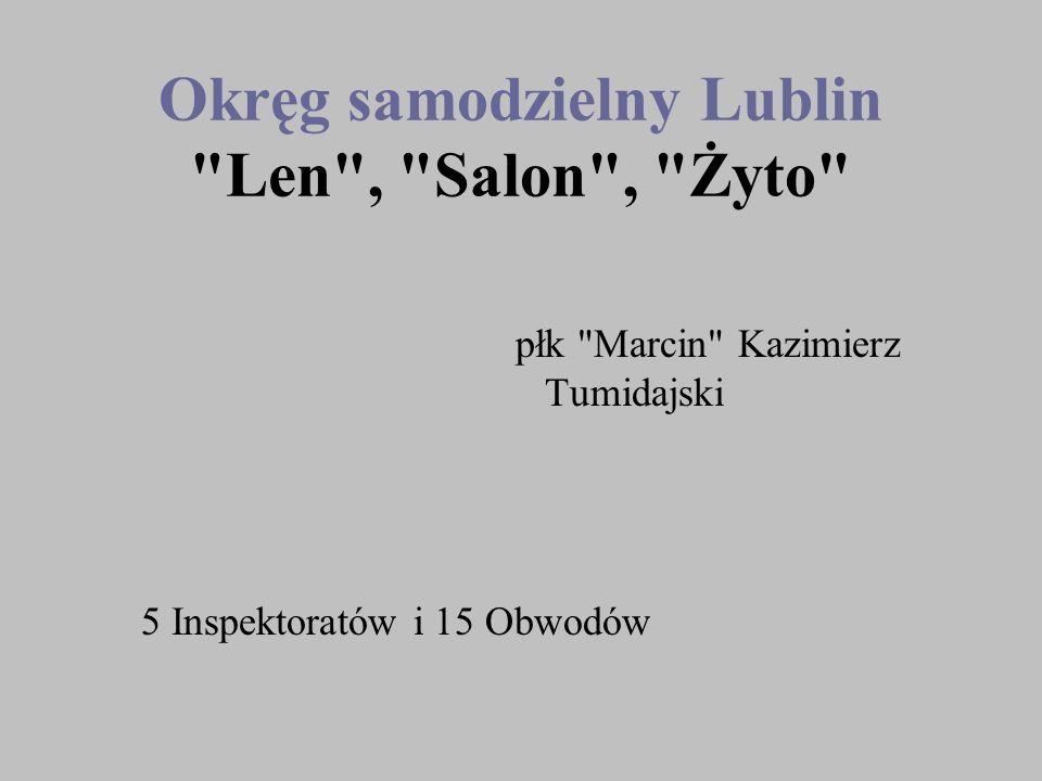 Okręg samodzielny Lublin