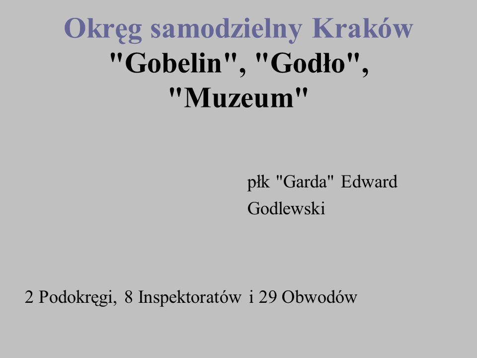 Okręg samodzielny Kraków