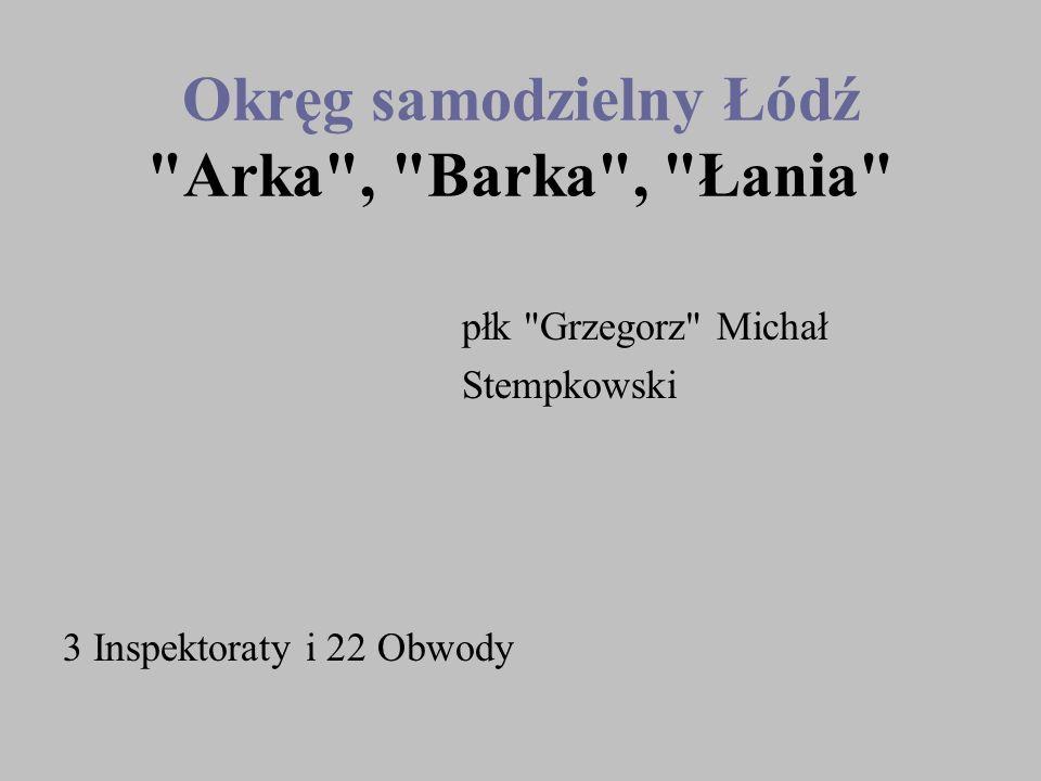 Okręg samodzielny Łódź