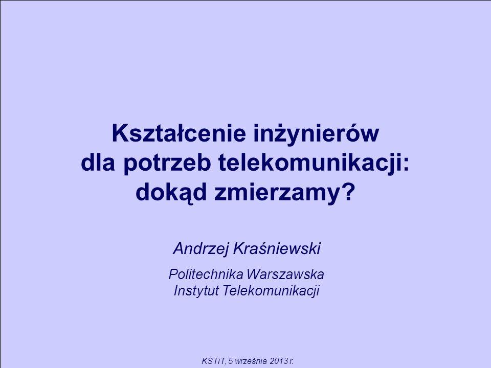 62 Zjazd Dziekanów Komisja PW RW WEiTI PW PWSZ w Krośnie liczba respondentów53164152 egzamin pisemny; student może korzystać ze wszystkich pomocy 10273 egzamin pisemny; student może korzystać z ograniczonego zestawu pomocy (np.