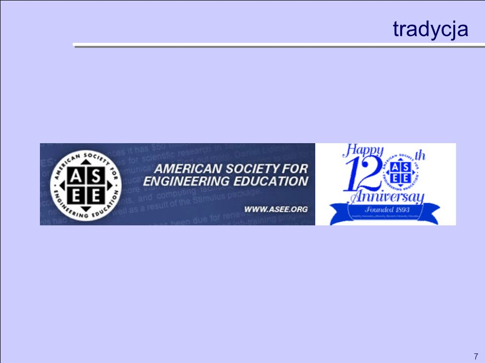 8 kształcenie inżynierów Journal of Engineering Education International Journal of Engineering Education Advances of Engineering Education The European Journal of Engineering Education The Global Journal of Engineering Education Australasian Journal of Engineering Education Computer Applications in Engineering Education Journal of Professional Issues in Engineering Education and Practice...