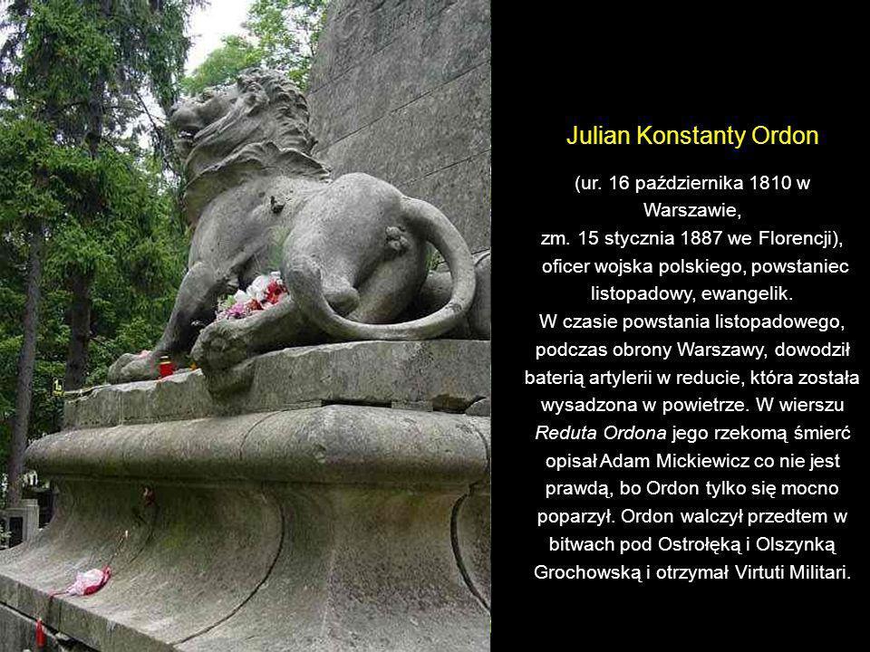 Józef Śmiechowski (ur. w 1798, 1799?, zm. 18 czerwca 1875 we Lwowie), generał powstania styczniowego, uczestnik powstania listopadowego i styczniowego