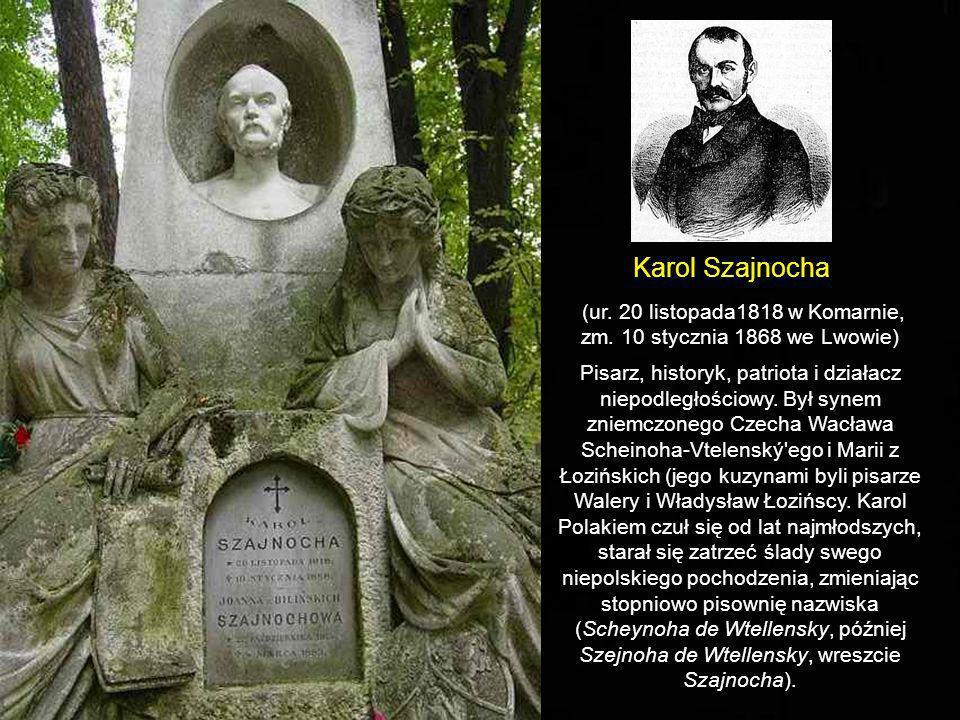 Ksawery Liske (ur. 1838, zm. 1891) Był wybitnym historykiem, profesorem Uniwersytetu Lwowskiego, założycielem Towarzystwa Historycznego i Kwartalnika