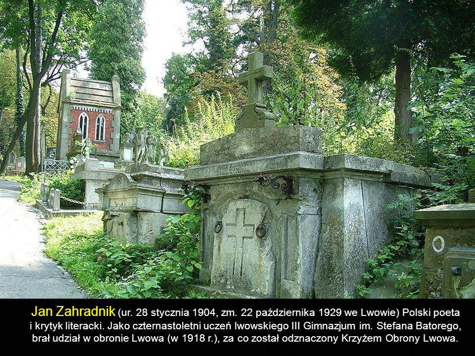 Józef Kallenbach (ur. 24 listopada 1861 Kamieńcu Podolskim, zm.12 wrze.1929 w Krakowie). Był profesorem historii literatury polskiej na Uniwersytetach