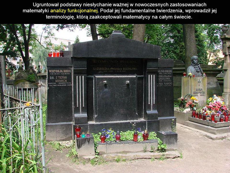Prof. Władysław Henryk Franciszek Abraham (ur. 10 października 1860 w Samborze, zm. 15 października 1941 we Lwowie) Studiował i habilitował się na uni