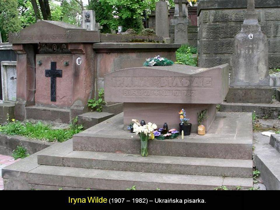 Iwan Krypjakewycz (1886 – 1967) Historyk, autor licznych prac naukowych dotyczących historii i kultury Ukrainy. Patron Instytutu Ukrainoznawstwa Narod