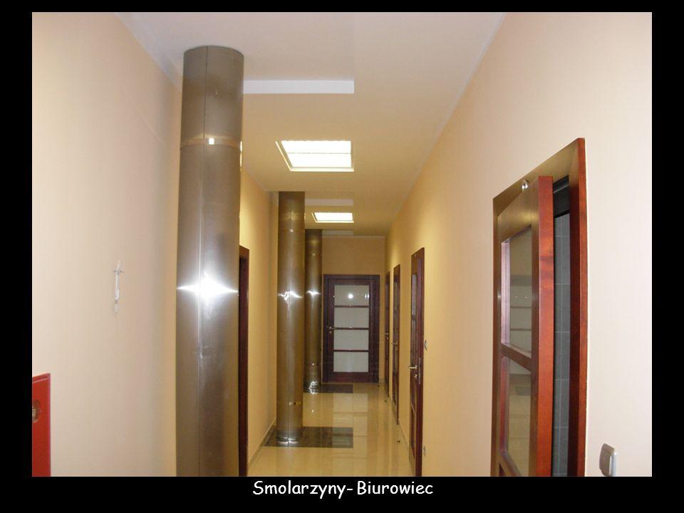 Smolarzyny- Biurowiec