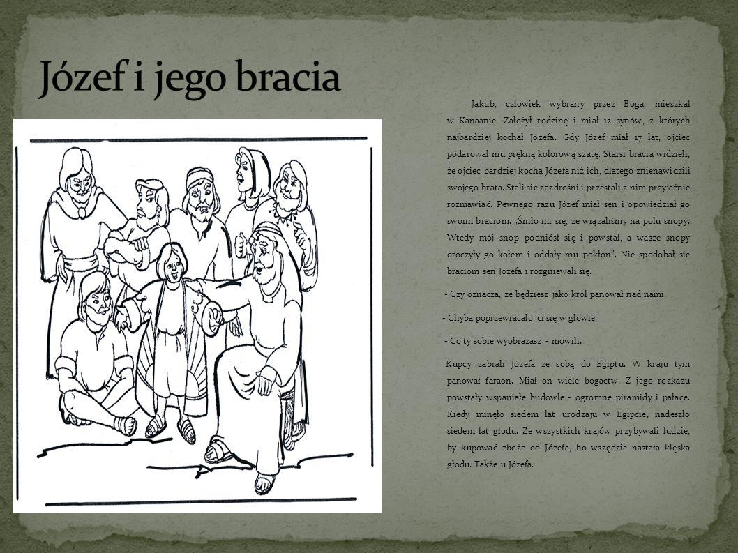 Józef i jego Bracia Salome III Berenika Cham Judasz