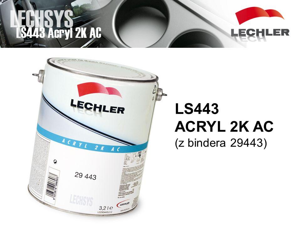 LS443 ACRYL 2K AC (z bindera 29443)