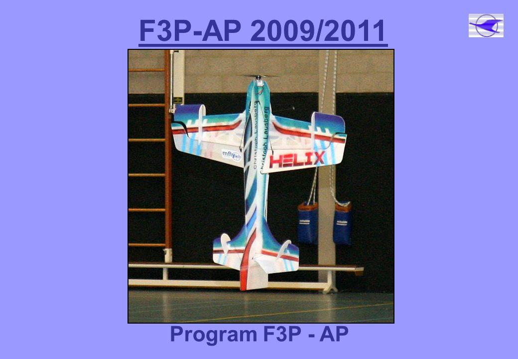 F3P-AP 2009/2011 Program F3P - AP