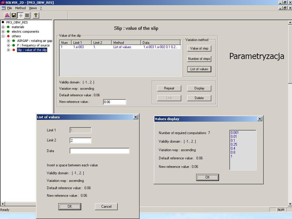 8 Parametryzacja