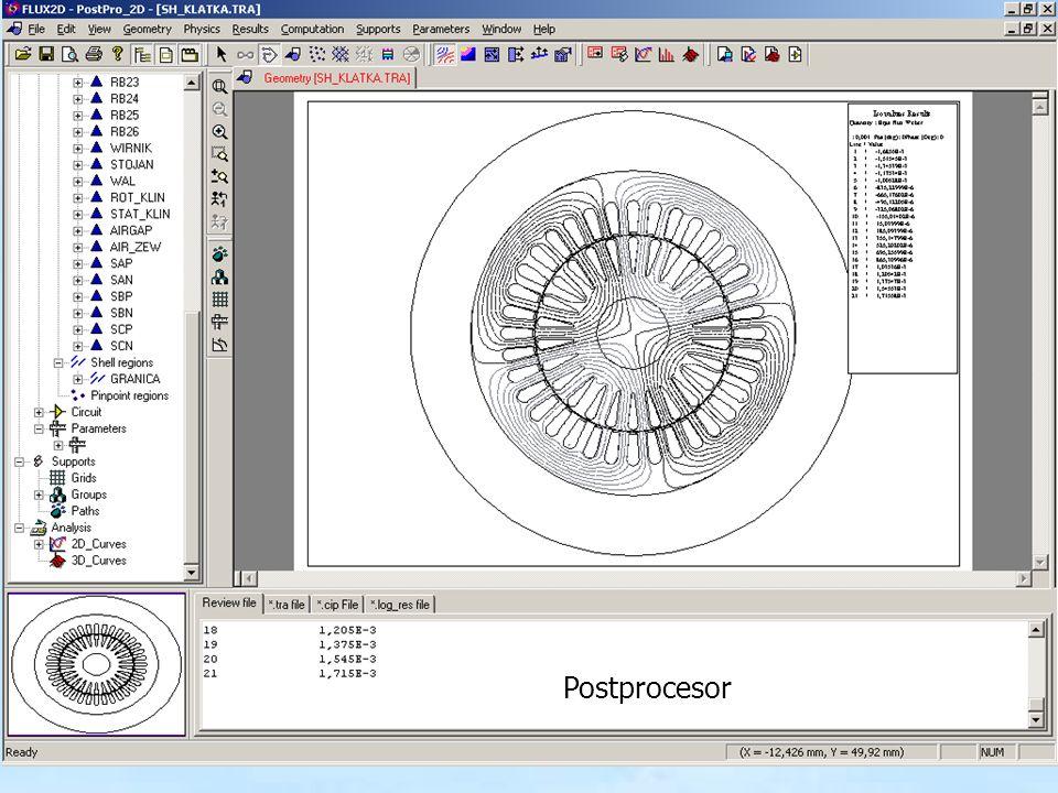 9 Postprocesor