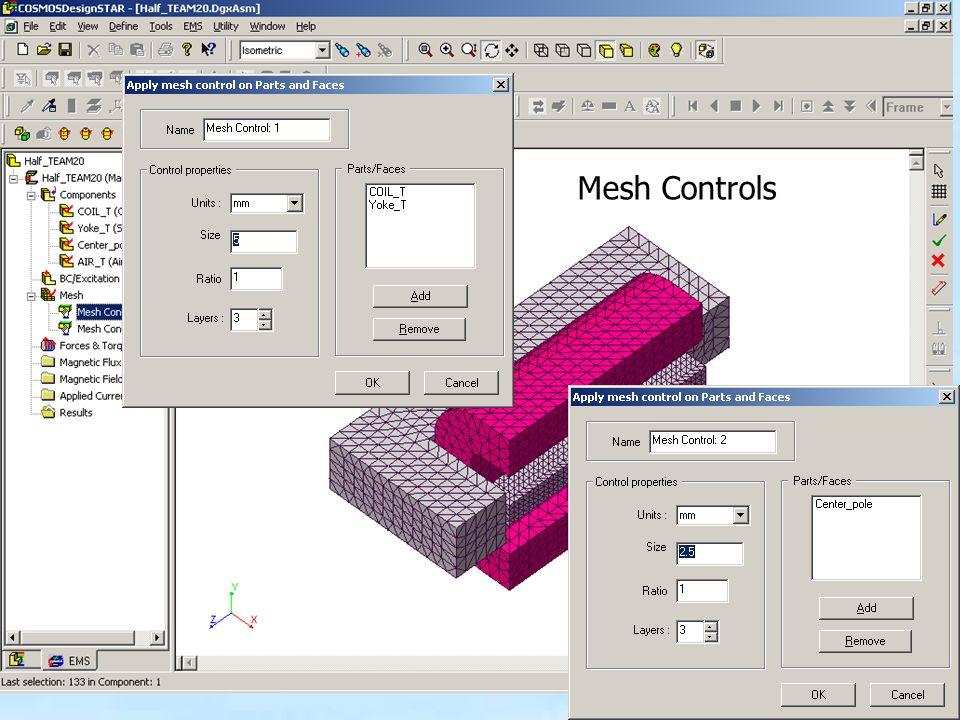9 Mesh Controls