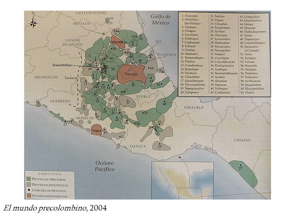 El mundo precolombino, 2004