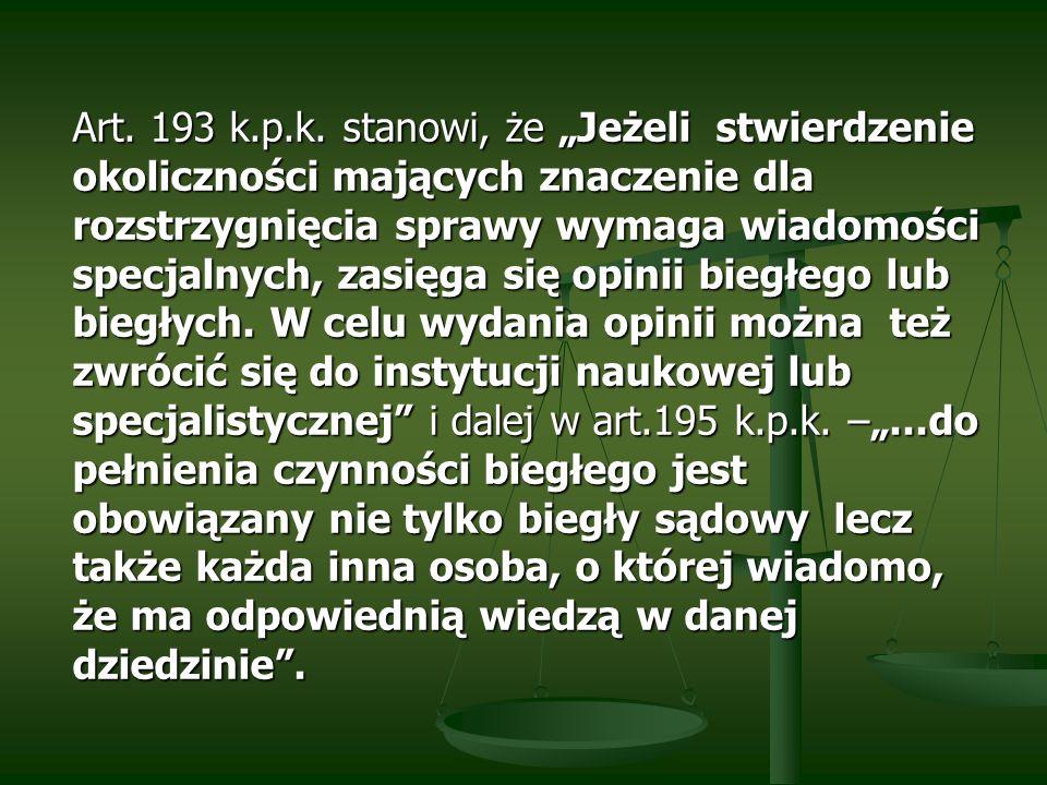 nieznajomość podstaw prawa medycznego tj.treści art.