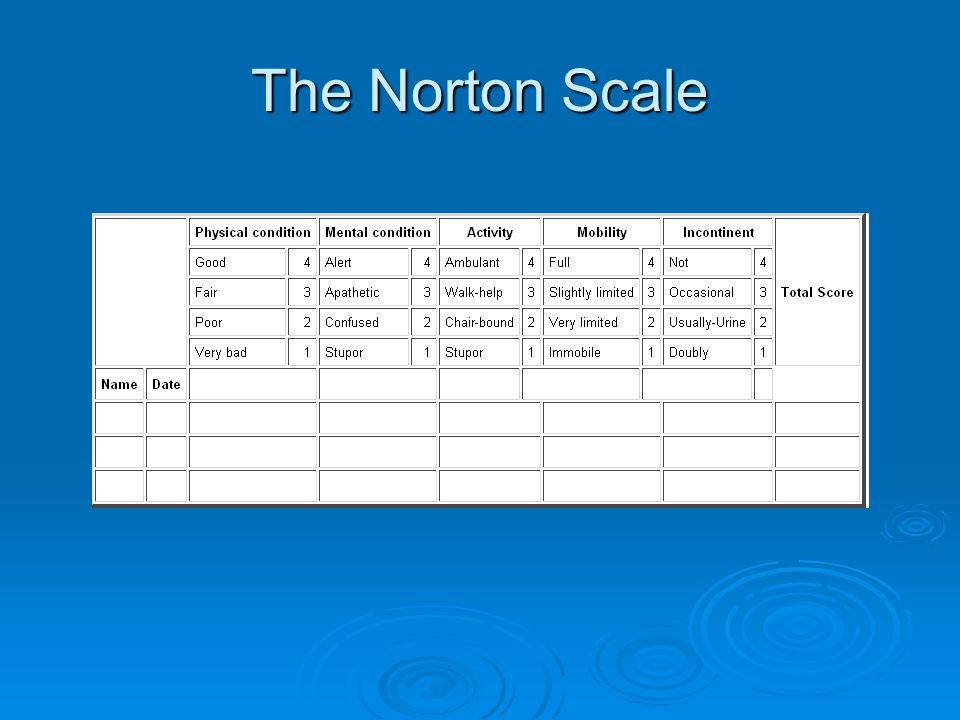 The Norton Scale