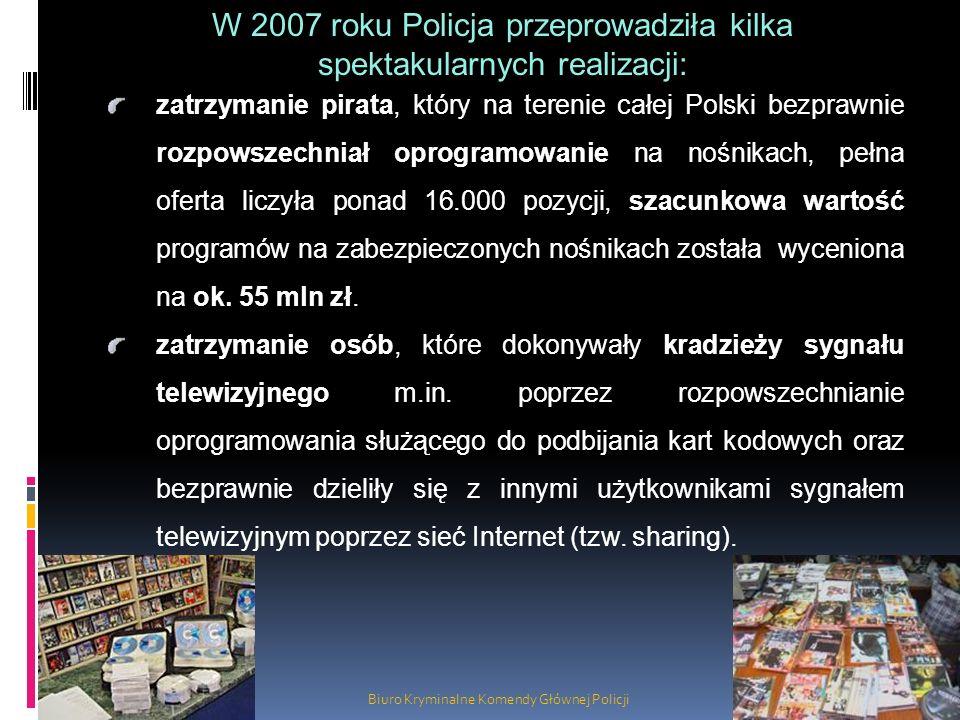 zatrzymanie pirata, który na terenie całej Polski bezprawnie rozpowszechniał oprogramowanie na nośnikach, pełna oferta liczyła ponad 16.000 pozycji, s