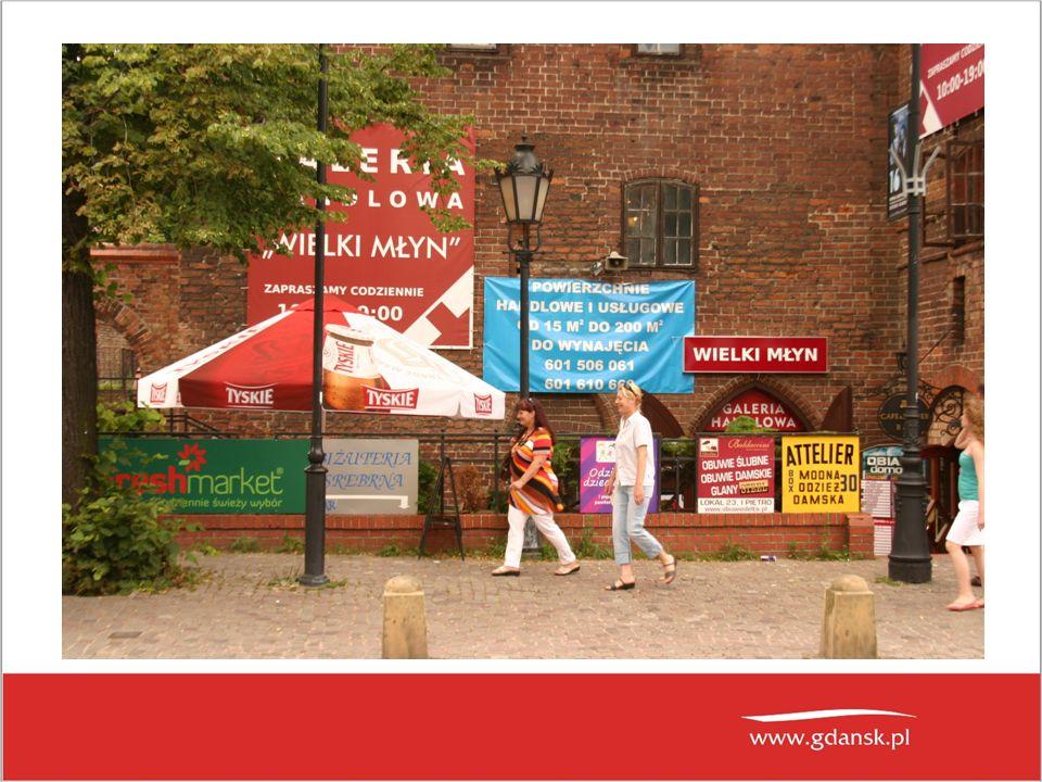 Przykłady działań w odniesieniu do zagospodarowania przestrzeni publicznych
