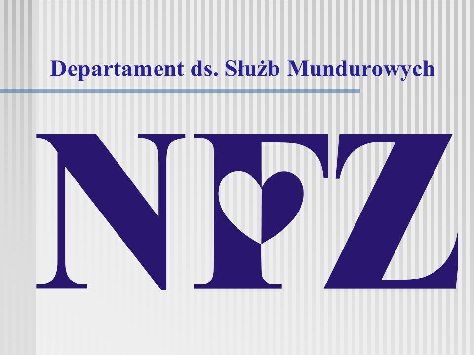 Departament ds. Służb Mundurowych