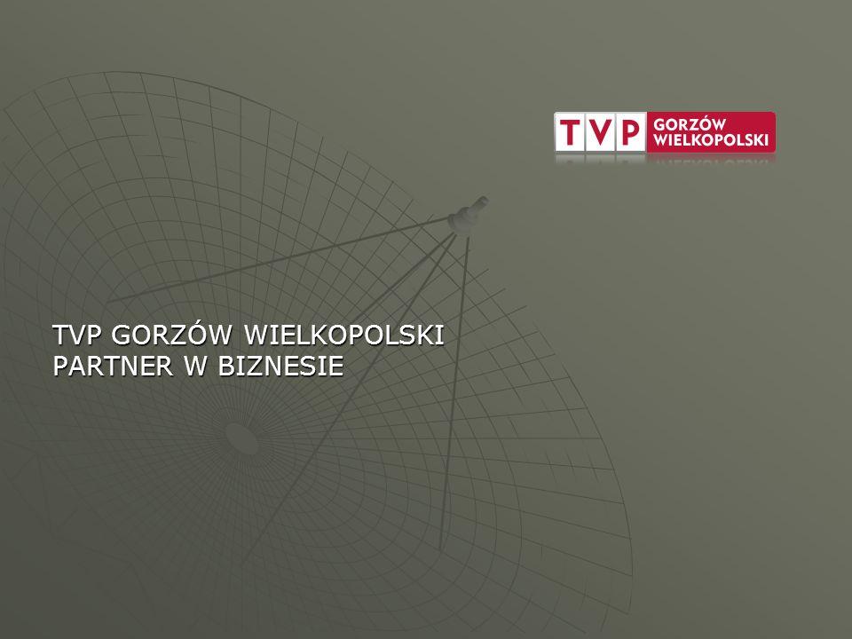 TVP GORZÓW WIELKOPOLSKI PARTNER W BIZNESIE