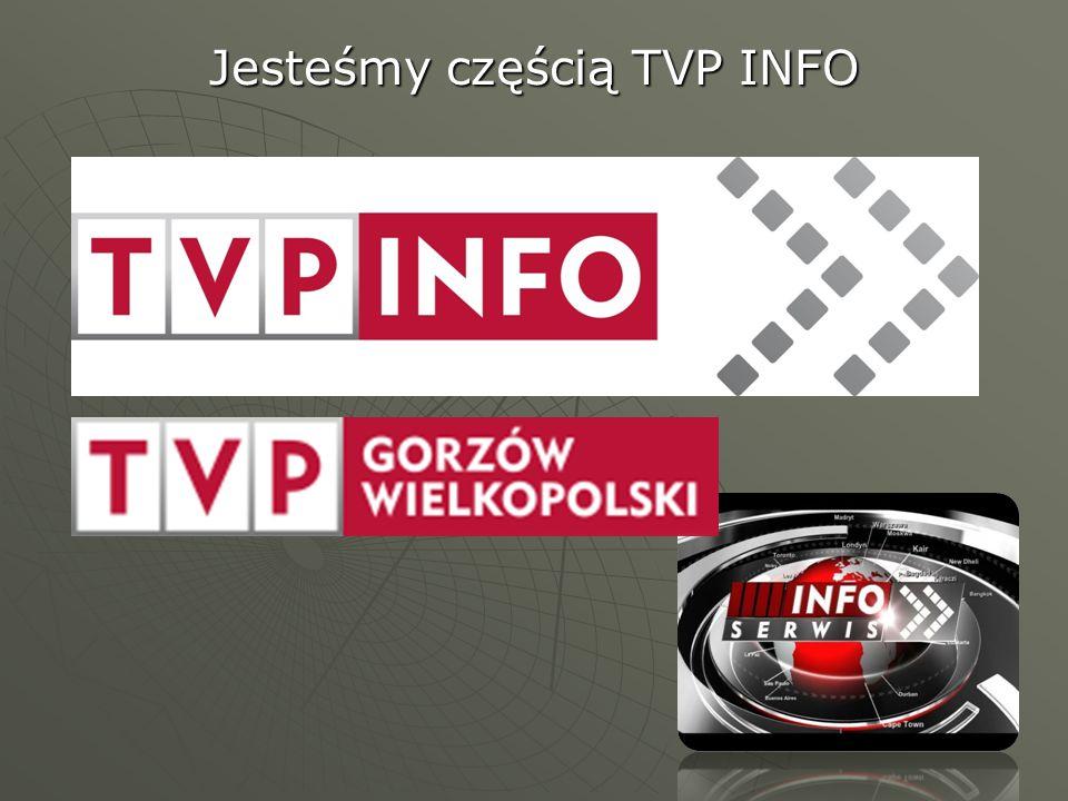 Jesteśmy częścią TVP INFO