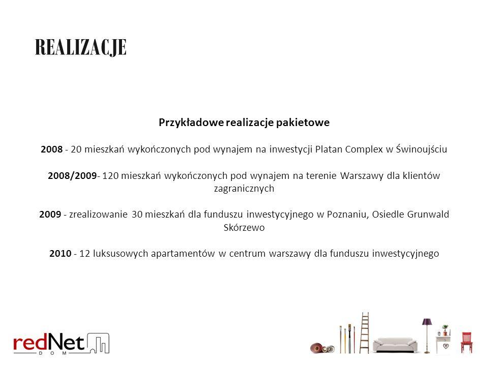 PROJEKT INDIVIDUALNY- inwestycja Belgravia Residence/ Warszawie
