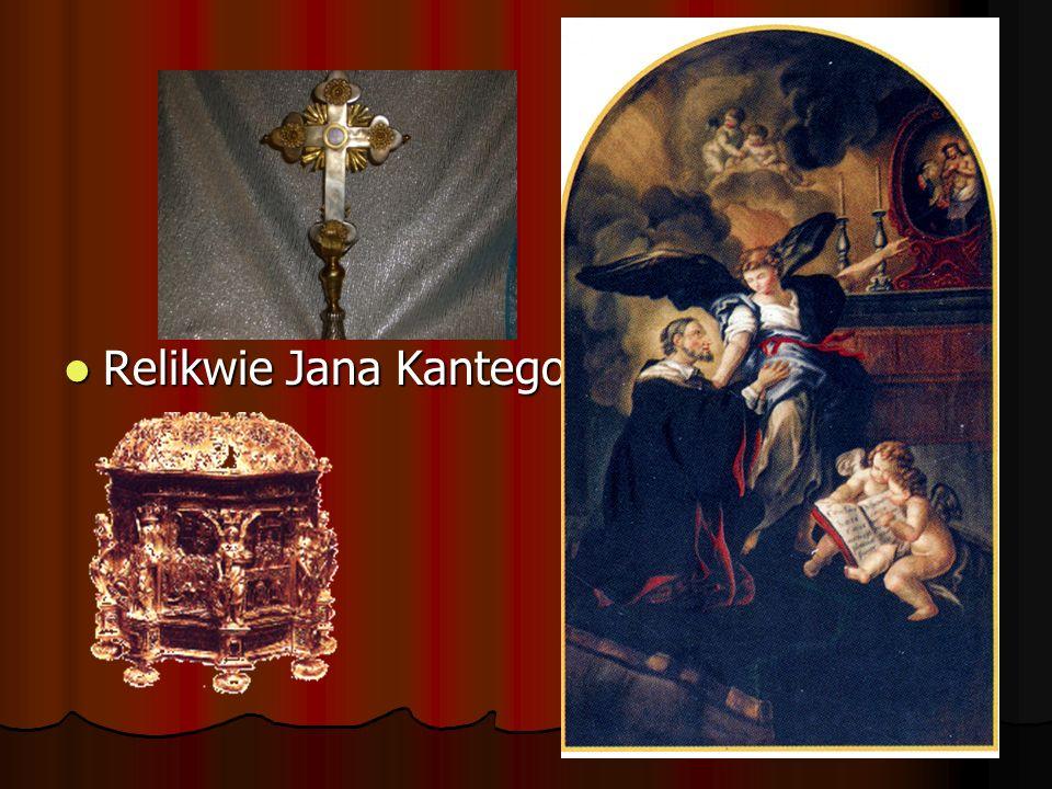 Relikwie Jana Kantego Relikwie Jana Kantego