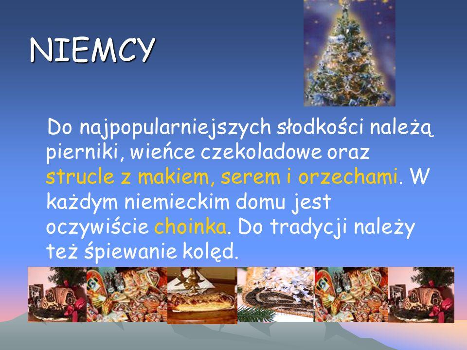 SZWECJA Okres przedświąteczny w Szwecji zaczyna się 13 grudnia, czyli w dzień św.