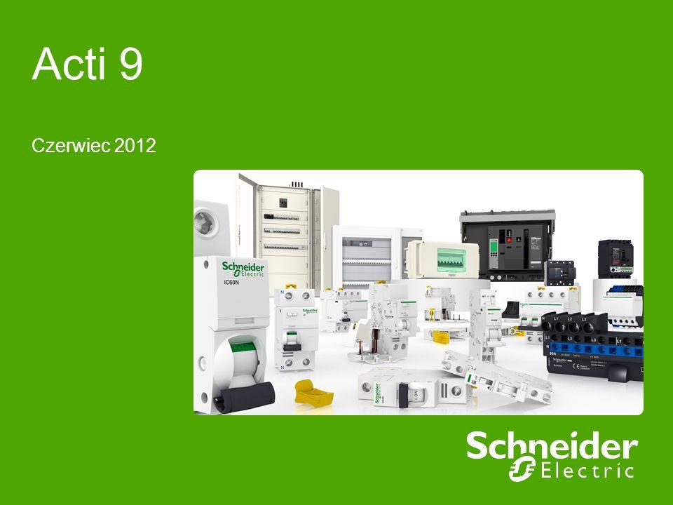 2 … 100% koordynacji z produktami oferty Schneider Electric