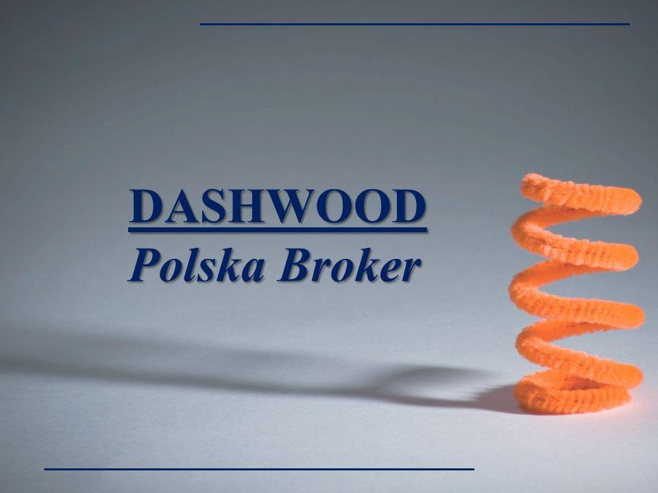 DASHWOOD Polska Broker jest spółką polską ściśle współpracującą z renomowaną angielską firmą brokerską Dashwood, Brewer & Phipps Ltd.