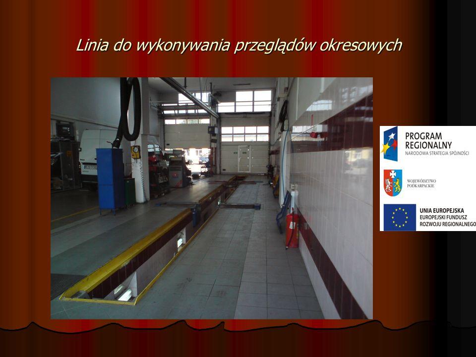 Stół probierczy urządzenia do testowania pomp i wtryskiwacz silników Diesla.