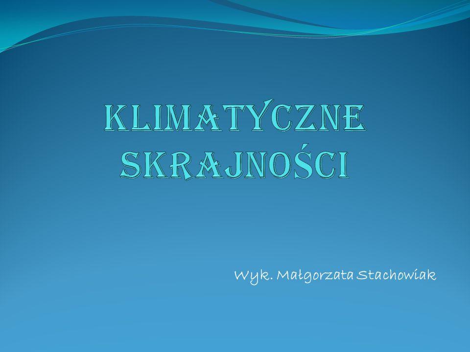 Wyk. Małgorzata Stachowiak