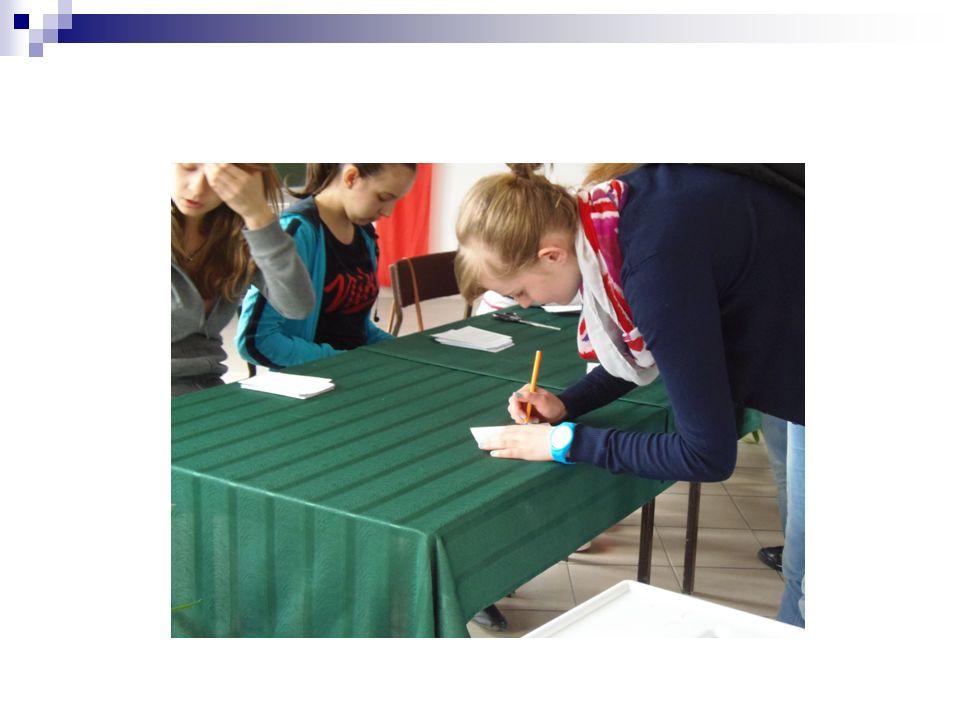 Klasa III O Jak powinien wyglądać sprawnie działający samorząd uczniowski.