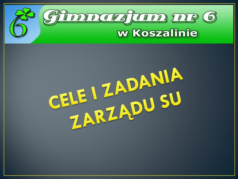 Zarząd Samorządu Uczniowskiego Gimnazjum nr 6 zrzesza i reprezentuje wszystkich uczniów naszej szkoły.