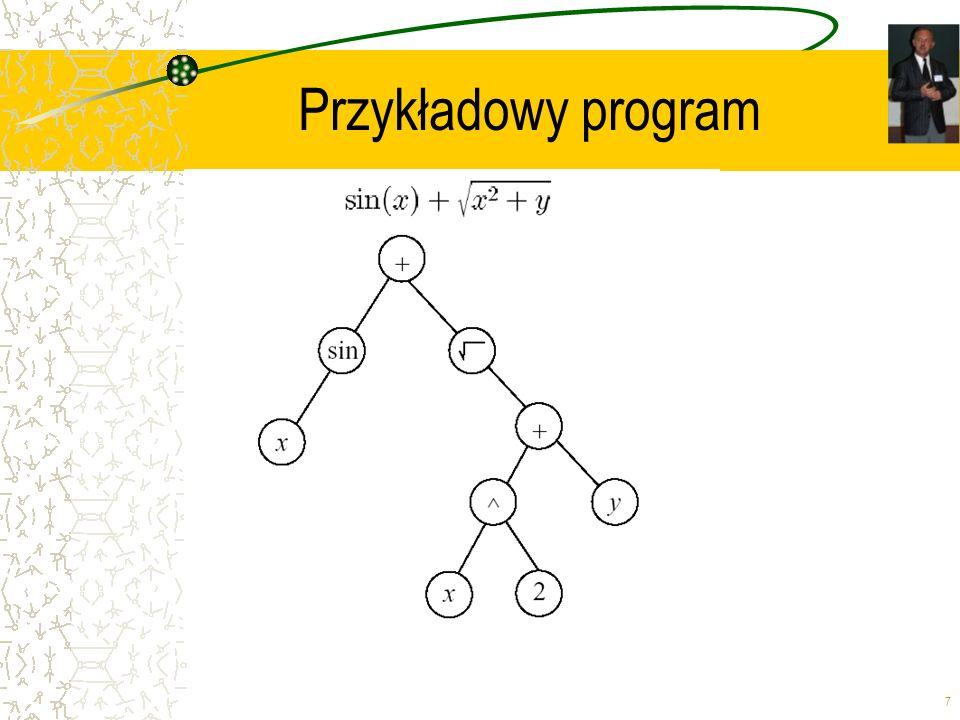 7 Przykładowy program