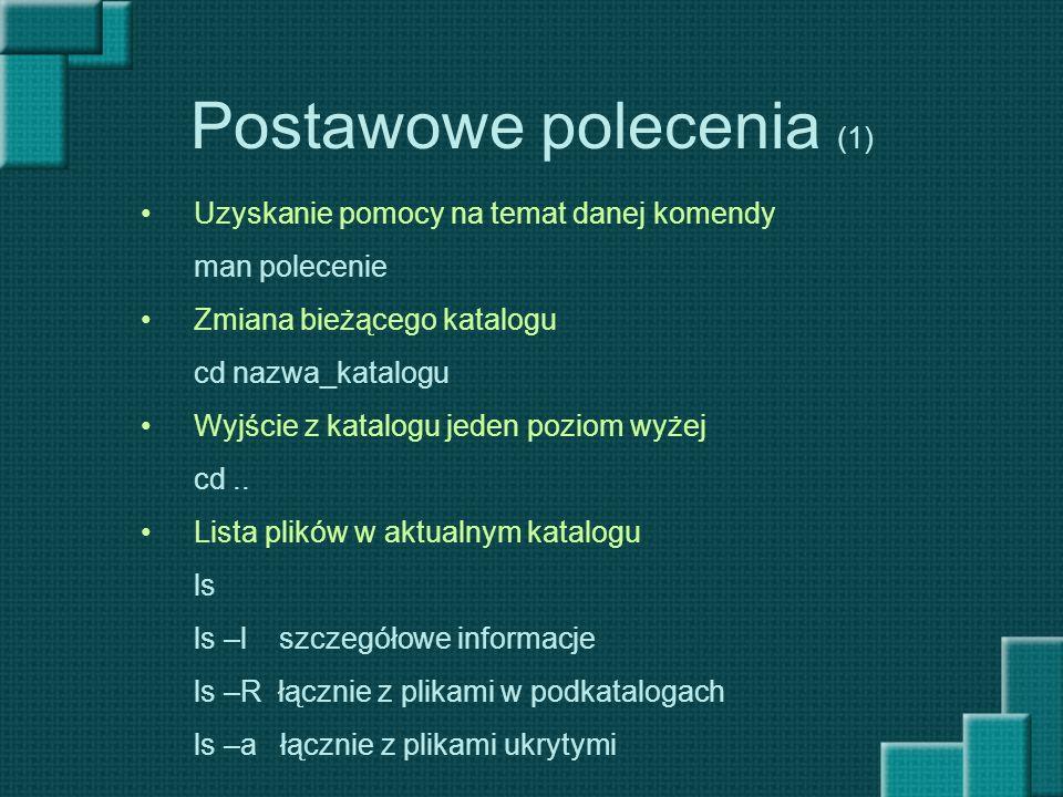 Ćwiczenia (6) 1.Połączyć się z serwerem ftp.webpark.pl, użytkownik spolicealna i hasło szkola123, ftp.webpark.pl 2.Utworzyć katalog zdjecia2 i przegrać tam wcześniej ściągnięte pliki jpg.