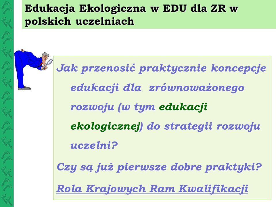 MISJA UE WE WROCŁAWIU być wiodącym ośrodkiem twórczej myśli i kształcenia ekonomicznego w naszym regionie Europy Strategia rozwoju UE we Wrocławiu do 2022 roku WIZJA Uniwersytet Ekonomiczny we Wrocławiu będzie nowoczesną jednostką edukacyjno-badawczą, opiniotwórczą i doradczą, trwale osadzoną w regionalnej, krajowej i międzynarodowej przestrzeni, podejmującą działania dla zrównoważonego rozwoju w poczuciu społecznej i etycznej odpowiedzialności, przyjazną pracownikom, studentom i absolwentom oraz otwartą na całe swoje otoczenie.