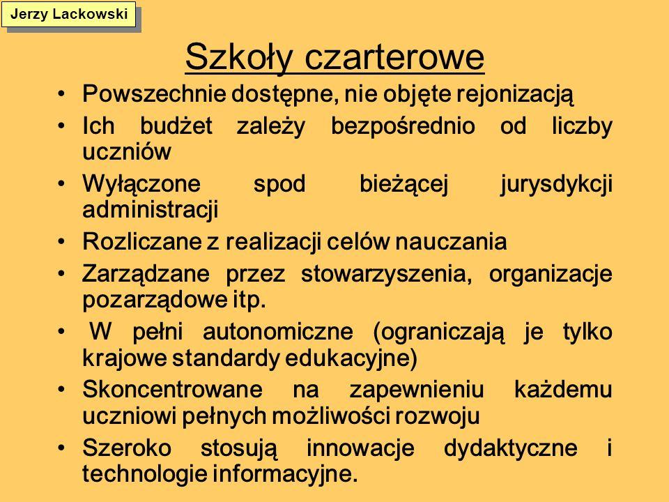 Szkoła zarządzająca wiedzą /informacją/ Informacja Wiedza Działanie Jerzy Lackowski