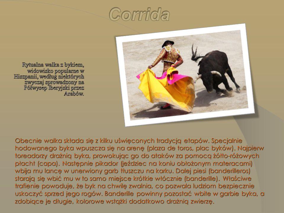 Cechy charakterystyczne Taniec flamenco posiada swe korzenie w dawnych religijnych tańcach orientalnych.