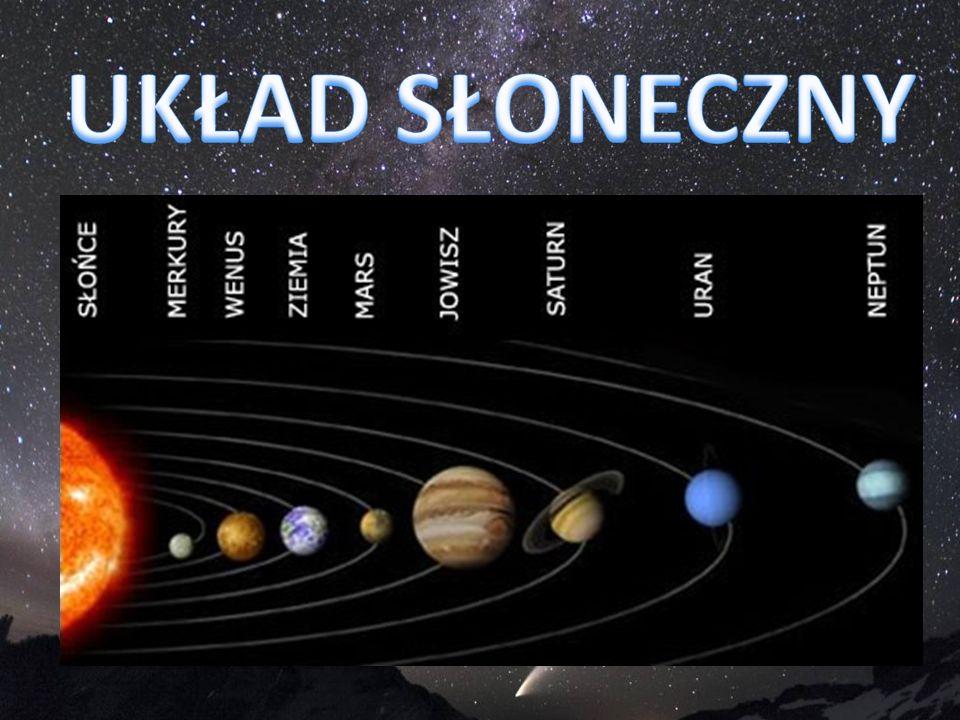 Jowisz – największa planeta Układu Słonecznego okrąża Słońce w przeciągu 11,86 lat.