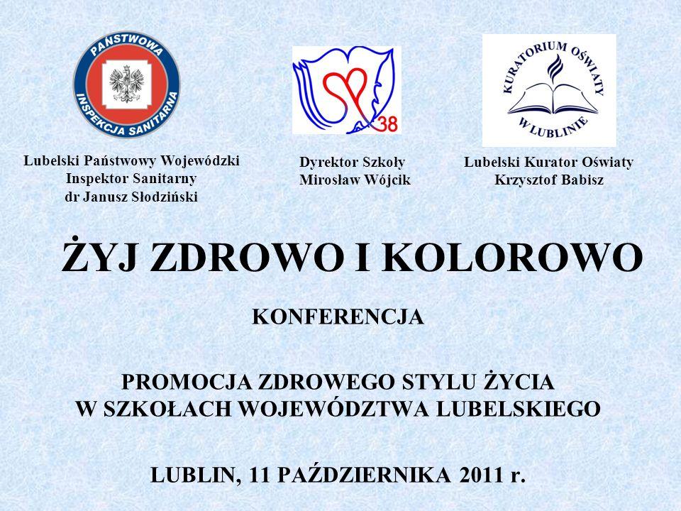 Uczniowie przygotowali przedstawienie na festyn w ramach Programu Miast Goszczących z okazji pobytu w Lublinie sportowej ekipy Niemiec, uczestników V Europejskich Letnich Igrzysk Olimpiad Specjalnych.