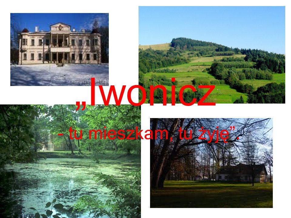 Iwonicz - tu mieszkam, tu żyję.