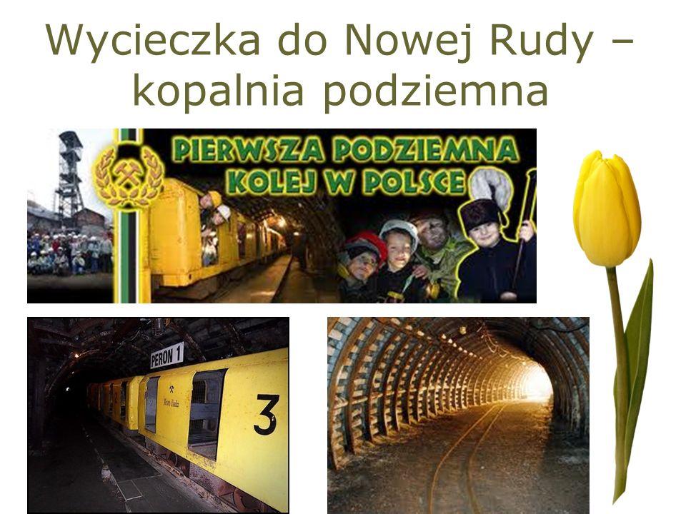 Wycieczka do Nowej Rudy – kopalnia podziemna