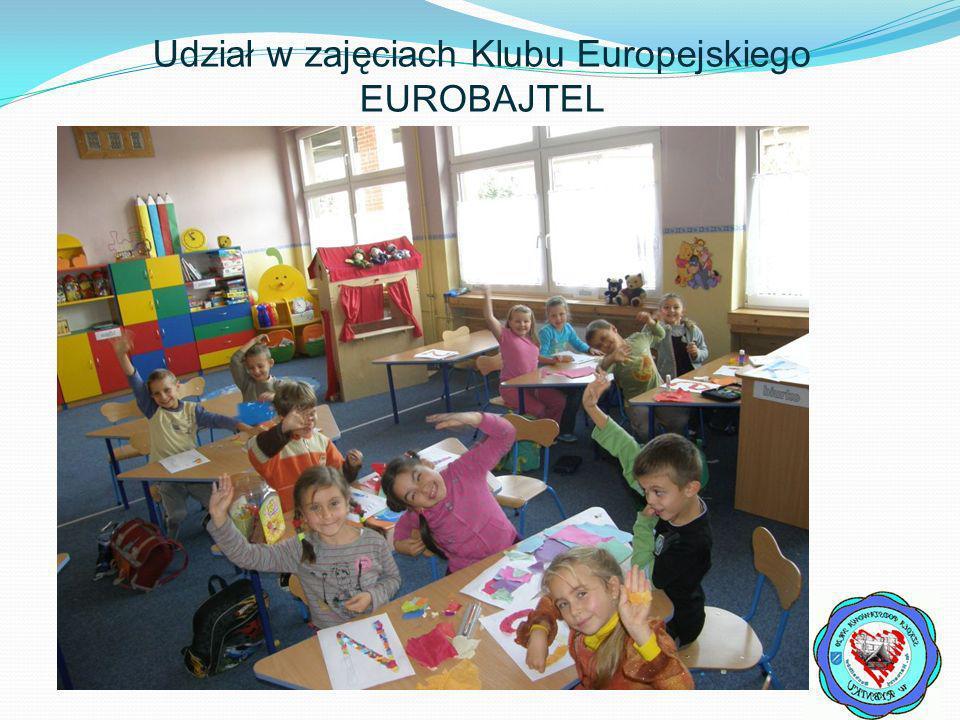 Udział w zajęciach Klubu Europejskiego EUROBAJTEL