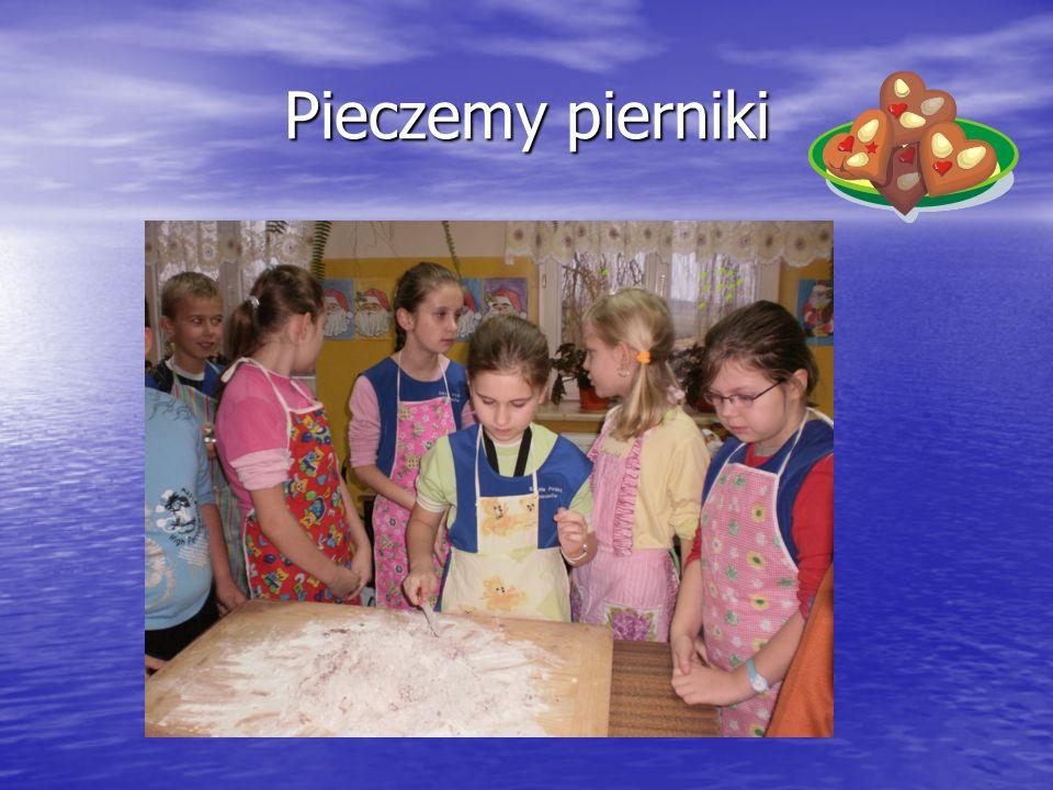 Pieczemy pierniki